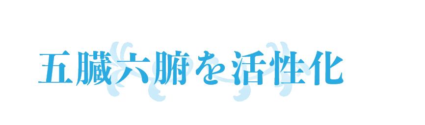 sozai 48 - 施術内容